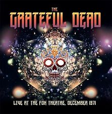 GRATEFUL DEAD - LIVE AT THE FOX THEATRE, DECEMBER 1971  3 CD NEU
