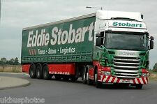 Eddie Stobart PE11WPO at Goole Aug 2013 Truck Photo
