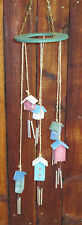 Bird Houses Windchimes Never Used Defect House of Lloyd Wind Chime
