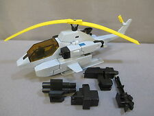 "Transformers G1 ""WHIRL"" 100% Complete Helicopter C8++ *VINTAGE* 1985"