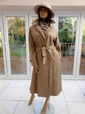 Nouveau femme BURBERRY trench coat imperméable mac uk 12-14; us 10-12; f 40-42 d 38-40