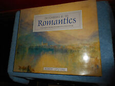 SKETCHBOOKS OF THE ROMANTICS BY ROBERT UPSTONE LEADING PAINTERS OF THE ROMANTIC