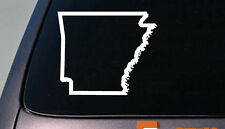 "ARKANSAS state 6"" decal car truck window college football basketball *C683*"