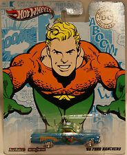2012 Hot Wheels Nostalgia DC Comics Originals '65 Ford Ranchero Aquaman Quantity