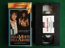 VHS Film - DELLAMORTE DELLAMORE (ITA 1994) M.SOAVI , ANNA FALCHI R.EVERETT