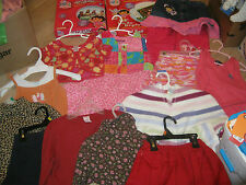 LOT OF GIRLS CLOTHES SIZE 6, GYMBOREE, DORA THE EXPLORER, TANGERINE PLUS MORE