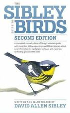 The Sibley Guide to Birds, 2nd Edition, David Allen Sibley