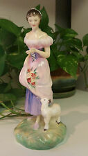 ROYAL DOULTON Figurine  SPRING HN2085 The Seasons Series Figure Doll Statue