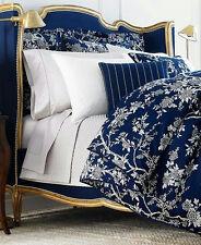 Stunning 3pc RALPH LAUREN DEAUVILLE Blossom KING Duvet Cover KING SHAMS SET