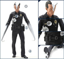 Terminator 2 Judgment Day T-1000 Pescadero Hospital PVC Action Figures Toy