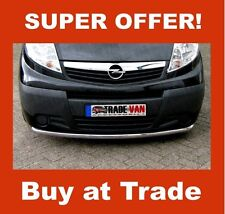 VAUXHALL VIVARO FRONT CITY BAR A BAR BULLBAR BULL BAR 2001 on