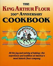 The King Arthur Flour 200th Anniversary Cookbook, Brinna B. Sands, Good Book