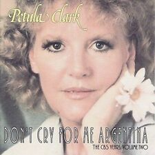 Don't Cry for Me Argentina: The CBS Years, Vol. 2 by Petula Clark (CD,...