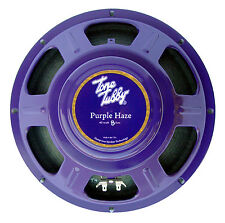 "Tone Tubby 12"" Purple Haze Alnico Hemp Cone Guitar Speaker 8/16 ohm NEW RELEASE"