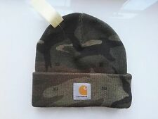 Carhartt Camo Laurel Beanie *special offer*