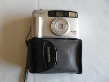Fotocamera 35mm Samsung Fina 800 Zoom 38-80 Motorizzata