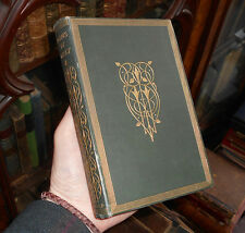 Poems by Mr Gray - Beautiful Binding  - Printed from the 1768 Edition - 1909