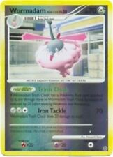 Pokemon Wormadam Trash Cloak - 43/132 - Rare - Reverse Holo, Light Play X1