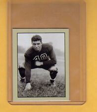 Vince Lombardi, Right Guard, 1937 Fordham Rams, rare Lone Star limited edition