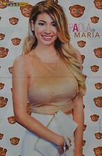 PAOLA MARIA - A3 Poster (42 x 28 cm) - YouTube Star Sammlung Clippings NEU