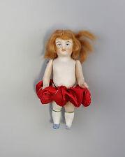 Ganz- Biskuit Porzellan Puppenstubenpuppe 9910233