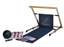 Fluidity Barre / Bar - Portable Dance/ Ballet Barre- Refurbished by Manufacturer