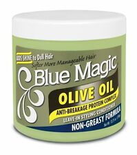 Blue Magic Olive Oil Leave In Styling Conditioner..SAME DAY DISPATCH..SALE!!!