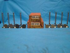 51 52 53 54 Studebaker Commander 232 Intake Exhaust Valve Set 16 Land Cruiser V8