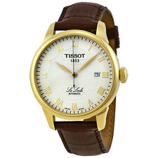 Tissot Le Locle Automatic Skeleton Back Mens Watch T41.5.413.73