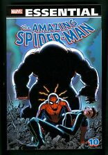 Marvel Essential ~ Amazing Spider-Man Vol 10 ~ Softcover 1st Print ~ Marvel 2011