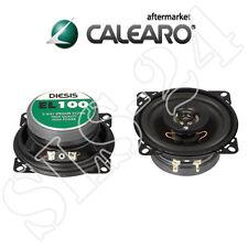DIESIS EL100 2-Wege Koaxial Lautsprecher 35 RMS 70 Watt 100 mm KFZ Boxen Calearo