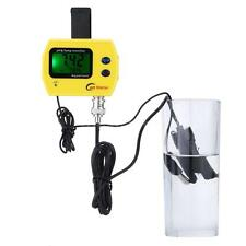 Portable Online pH Meter for Aquarium Acidimeter Water Quality Analyzer LE3X