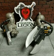 Marvel Legends SHIELD Mandroid BAF Right & Left Arm