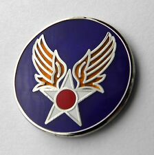 US ARMY AIR FORCE AIR CORPS USAAC LAPEL PIN BADGE 1 INCH