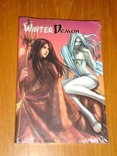 WINTER DEMON YAOI PRESS MATURE MANGA YAMILA ABRAHAM GRAPHIC NOVEL