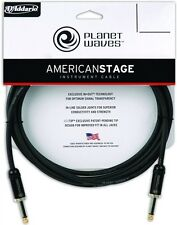 Planet Waves American Stage Instrument/Guitar  Cable 20' PW-AMSG-20
