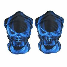 Kapscomoto Skull Masks Motorcycle Riding Tube Face Mask Multifunctional Outdoor
