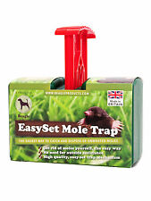 2 x Easy Set Mole Traps. Highly effective. The easiest Mole Trap to use