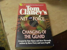 Changing Of the Guard by Tom Clancy and Steve Pieczenik  2003  (r)