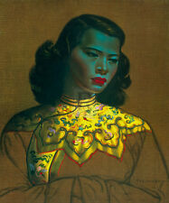 Tretchikoff, Chinese Girl + PRINTS galore @ LOW prices! SIZE:76cm x 60cm NEW