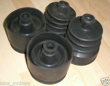 NEW!!! LADA NIVA 4WD 4x4 CV JOINT RUBBER BOOT FULL SET OF FOUR