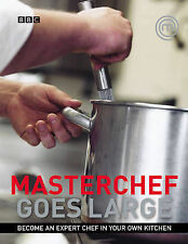 "Masterchef Goes Large Masterchef ""AS NEW"" Book"