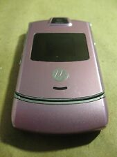 Motorola RAZR V3m - Pink (Verizon) Cellular Phone