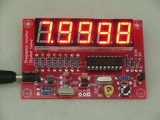 DIY Kits 1Hz-50MHz Crystal Oscillator Frequency Counter Tester Meter Digital LED
