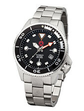 PRAETORIAN Pro Diver 300 - Diver's Watch 300m/990ft Automatic Sapphire Crystal