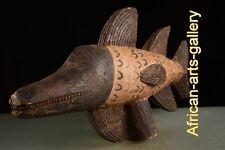 56041 Rare Bozo Poisson de Ijaw Nigeria Afrique