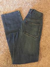 Mens NWT STAR MOTORCYCLES Yamaha 28/32 Blue Classic Rise Regular Fit Jeans