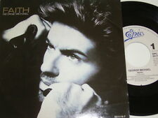 "7"" - George Michael Faith & Hand to Mouth - 1987 # 5654"