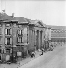 PARIS c. 1950 - Faculté de Droit Place du Panthéon - Négatif 6 x 6 - N6 P23