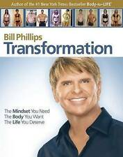Transformation: How to Change Everything,Bill Phillips,New Book mon0000013436